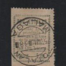 Sellos: TOTALAN- MALAGA, 5 CTS, -PRO-TOTALAN- VER FOTO. Lote 221524341