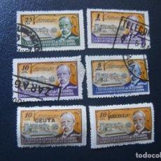 Sellos: 90 ANIV. FUNDACION DEL COLEGIO DE HUERFANOS DE TELEGRAFOS. Lote 222475743
