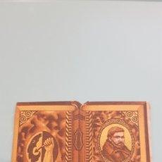 Selos: EMBLEMA AUXILIO SOCIAL FRAY LUIS DE LEÓN. Lote 223232506