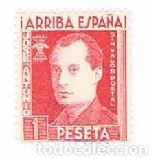 Francobolli: SELLO ANTIGUO SIN VALOR FACIAL JOSE ANTONIO PRIMO DE RIVERA. Lote 224120817