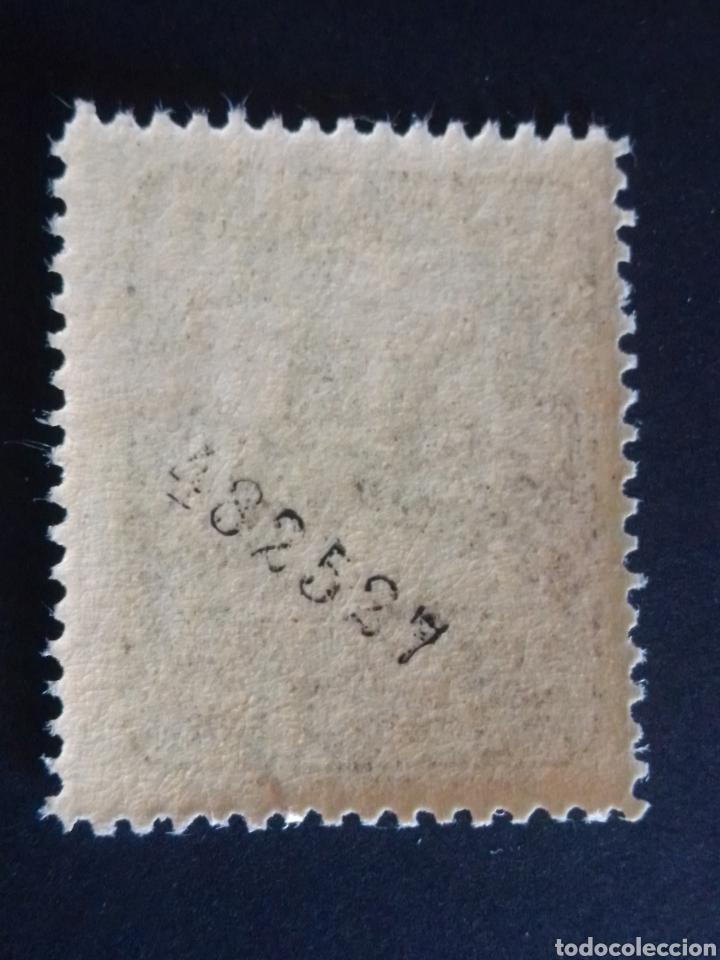 Sellos: VIÑETA. CONSEJO DE ASTURIAS Y LEÓN. NUEVA. - Foto 2 - 230819855