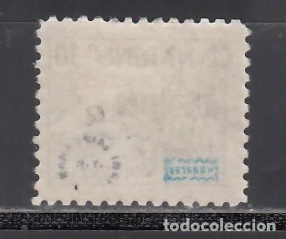 Sellos: CANARIAS, 1938 EDIFIL Nº 46he, /**/, Falta el valor, 1,25 P. SIN FIJASELLOS. - Foto 2 - 235172180