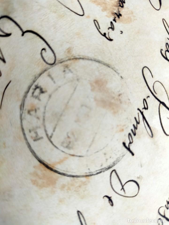 Sellos: Lote 10 Cartas antiguas censura Militar España Pamplona Arrecife - Islas Canarias - Foto 5 - 236704790