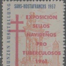 Sellos: LOTE (3)-SELLO VIÑETA BARCELONA CATALUÑA. Lote 236817640