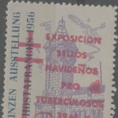 Sellos: LOTE (3)-SELLO VIÑETA BARCELONA CATALUÑA. Lote 236817660
