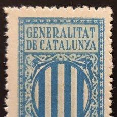 Sellos: GENERALITAT DE CATALUNYA 193? 3 PESSETES. Lote 241126560