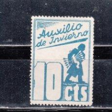 Selos: AUXILIO DE INVIERNO. 10 CTS.. Lote 242260340