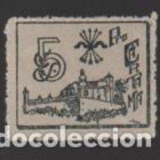 Sellos: CARTAMA, 5 CTS,- VARIEDAD DE COLOR,- VER FOTO. Lote 243289760