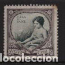 Sellos: VIÑETA,- 5 CTS. -CASA DEL PANE-- VER FOTO. Lote 244668415