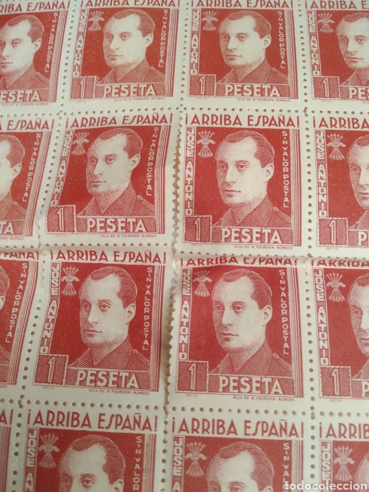 Sellos: HOJA 84 SELLOS PRIMO DE RIVERA. 1 PESETA. - Foto 3 - 249217765