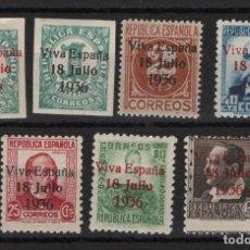 Sellos: R15/ PATRIOTICOS DE SANTA CRUZ DE TENERIFE. Lote 251183260