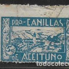 Sellos: CANILLAS DE ACEITUNO- PRO CANILLAS, VER FOTO. Lote 255937110