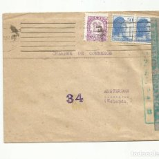 Sellos: CIRCULADA 1938 A AMSTERDAM HOLANDA CON CENSURA REPUBLICANA. Lote 259868940