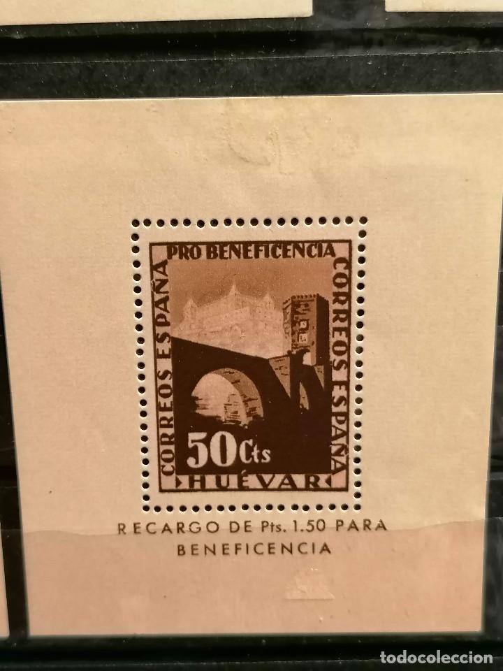 Sellos: España Guerra Civil Viñetas Huevar Ayamonte Hbs nuevos - Foto 7 - 261645565