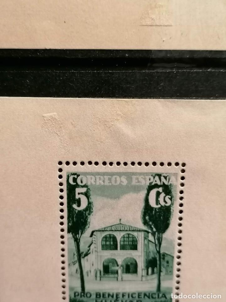 Sellos: España Guerra Civil Viñetas Huevar Ayamonte Hbs nuevos - Foto 8 - 261645565