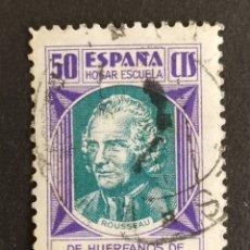 Sellos: ESPAÑA N°BENEFICENCIA N°15 USADO (FOTOGRAFÍA REAL). Lote 262373210