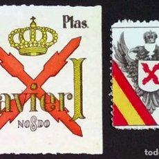 Sellos: ESPAÑA. GUERRA CIVIL. Lote 264968069