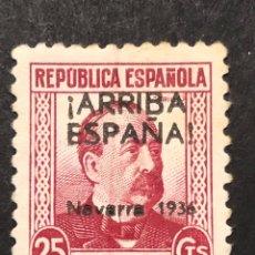 Francobolli: SELLO SOBRE TASA LOCAL REPUBLICA ESPAÑOLA 1933 M RUIZ ZORRILLA. Lote 265375679