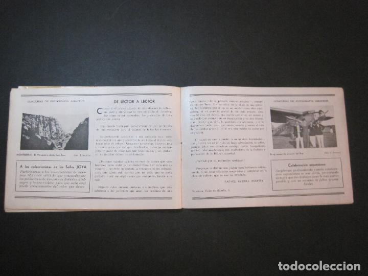 Sellos: CARNET SELLOS JOYA-ALBUMES DEL 1 AL 6 COMPLETOS CON SUS SELLOS-VER FOTOS-(K-3064) - Foto 32 - 267259294