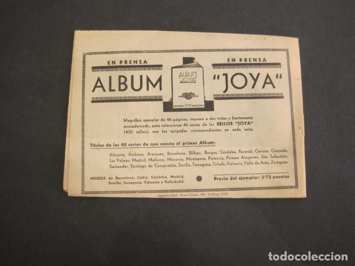 Sellos: CARNET SELLOS JOYA-ALBUMES DEL 1 AL 6 COMPLETOS CON SUS SELLOS-VER FOTOS-(K-3064) - Foto 69 - 267259294