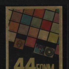 Sellos: S-6484- ZARAGOZA. 44 FONM. FERIA OFICIAL Y NACIONAL DE MUESTRAS. 1984. Lote 270167138