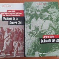 Sellos: BIBLIOTECA GUERRA CIVIL. Lote 270656838