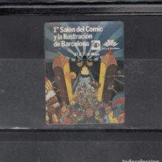 Sellos: 1ER SALON DEL COMIC Y LA ILUSTRACION D BARCELONA. Lote 271376903