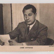 Sellos: 1936 TARJETA POSTAL HISTÓRICA JOSE ANTONIO PRIMO DE RIVERA. Lote 271846118