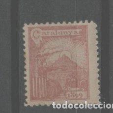 Timbres: LOTE P-SELLO VIÑETA CATALUÑA. Lote 274226013