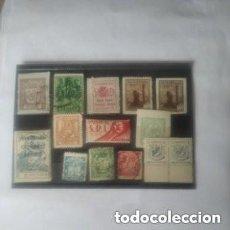 Sellos: LOTE SELLOS GUERRA CIVIL. DISTINTAS CALIDADES.. Lote 277537003