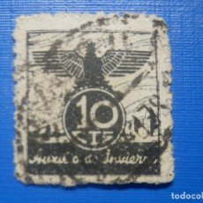 Sellos: SELLO - BENEFICENCIA - AUXILIO DE INVIERNO - 10 CTS. Lote 278449998