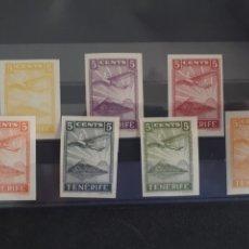 Sellos: TENERIFE , SERIE COMPLETA DEL VALOR DE 5 CTS. NUEVO, GOMA BRILLANTE ORIGINAL SIN DEFECTO. Lote 278476688