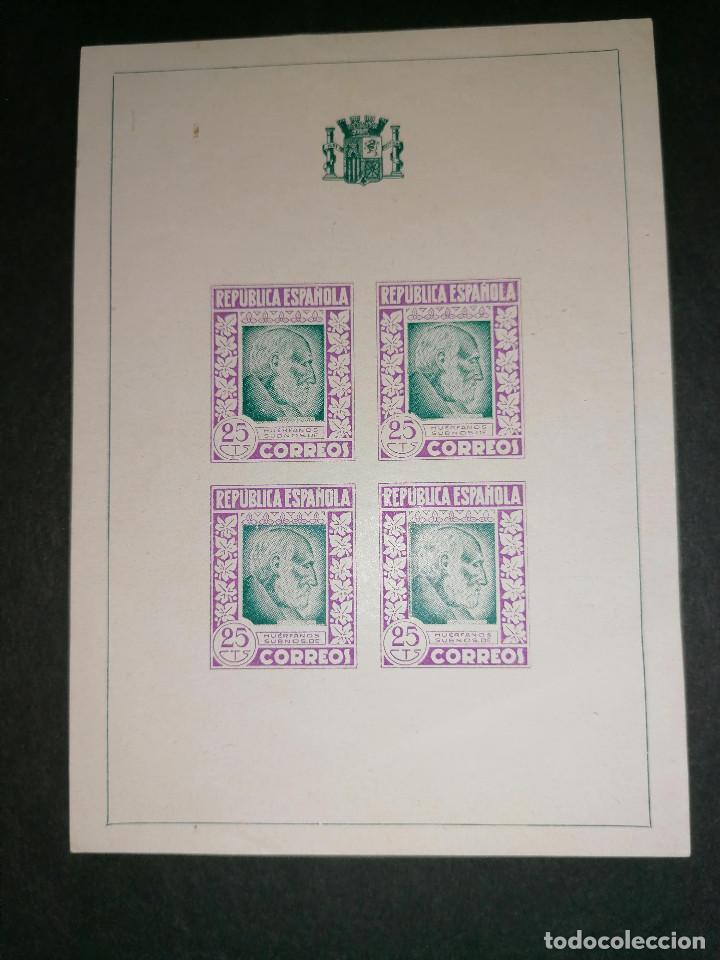 Sellos: España sellos Guerra Civil Republica Española año 1937 nuevo * Huefanos de Correso - Foto 2 - 283019133