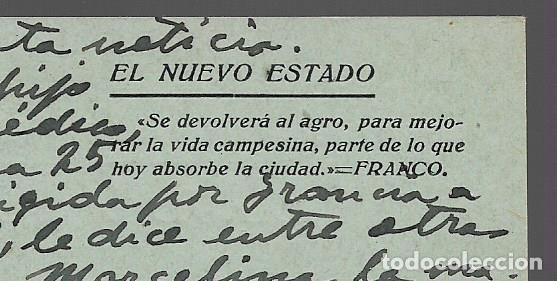 Sellos: POSTAL PATRIOTICA,- GOBIERNO CIVIL LA CORUÑA,- C.M. LA CARUÑA- VER FOTOS - Foto 5 - 284312853