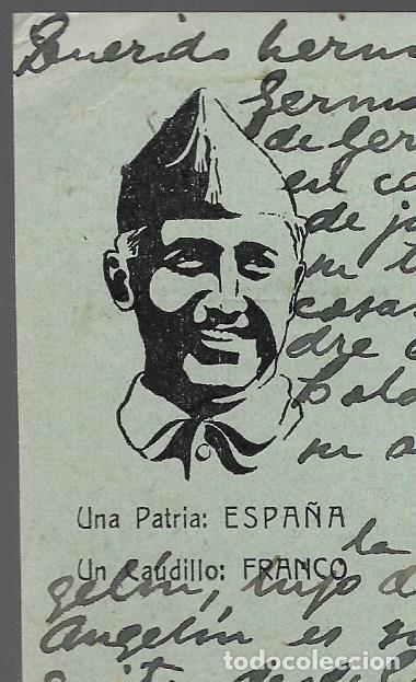 Sellos: POSTAL PATRIOTICA,- GOBIERNO CIVIL LA CORUÑA,- C.M. LA CARUÑA- VER FOTOS - Foto 6 - 284312853
