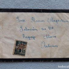 Sellos: SOBRE CIRCULADO 1939. Lote 284811953