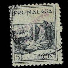 Timbres: CL8-14 GUERRA CIVIL VILLANUEVA DE TAPIA (MALAGA) FESOFI Nº 141 USADO T.FI. Lote 287460938