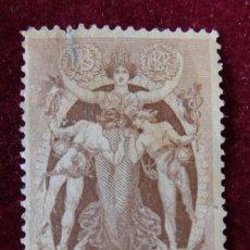 Sellos: SELLO EXPOSIZIONE INTERNAZIONALE MILANO 1906 APRILE-NOVEMBRE. Lote 289629843