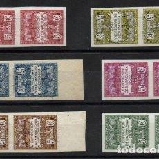 Sellos: BARCELONA Nº 1/6S. AÑO 1920-1931. Lote 289839023