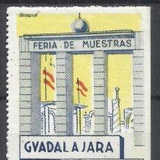 Sellos: FERIA DE MUESTRAS Y FIESTAS DE GUADALAJARA NUEVO(*). Lote 294994323