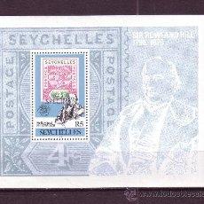 Sellos: SEYCHELLES HB 11*** SPECIMEN - AÑO 1979 - CENTENARIO DE LA MUERTE DE SIR ROWLAND HILL. Lote 21381694