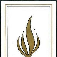Sellos: ONU NACIONES UNIDAS 1989 TRIPTICO DERECHOS HUMANOS . Lote 49652138