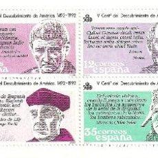 Sellos: SELLOS QUINTO CENTENARIO DEL DESCUBRIMIENTO DE AMÉRICA. Lote 53464768