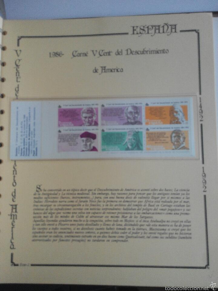 Sellos: Sellos colección V Centenario Desc de America.1492-1992 - Foto 5 - 55775632