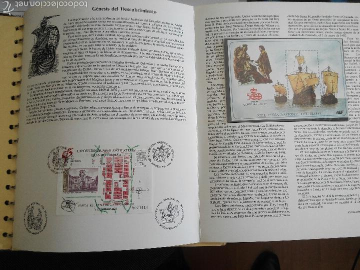 Sellos: Sellos colección V Centenario Desc de America.1492-1992 - Foto 6 - 55775632