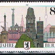 Sellos: ALEMANIA IVERT Nº 1138, 750 ANIVERSARIO DE LA CIUDAD DE BERLIN, NUEVO ***. Lote 94049200