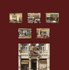 Sellos: PORTUGAL ** & CAFÉS HISTÓRICOS, II GRUPO 2017 (779). Lote 100670363