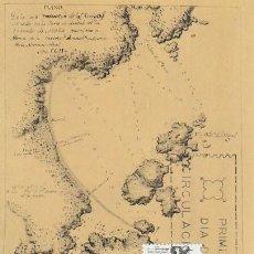 Sellos: EDIFIL 1820, FORJADORES DE AMERICA, MAPA DE LA COSTA DE NUTKA, TARJETA MAXIMA DE 12-10-1967. Lote 117114796