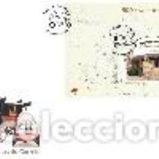 Sellos: PORTUGAL & FDCB 500 AÑOS DEL CORREO POSTAL 2018 (6919). Lote 136153450
