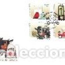 Briefmarken - Portugal & FDC 500 Años del Correo Postal 2018 (6919) - 136153578